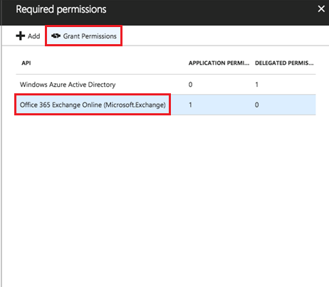 How to setup OAuth authentication for Evoko Home with Office